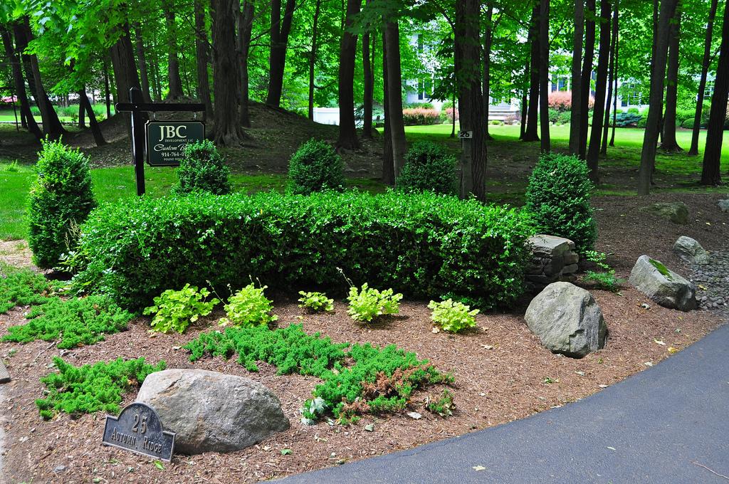 Backyard Beauty Pound Ridge Ny John Jay Landscape Design