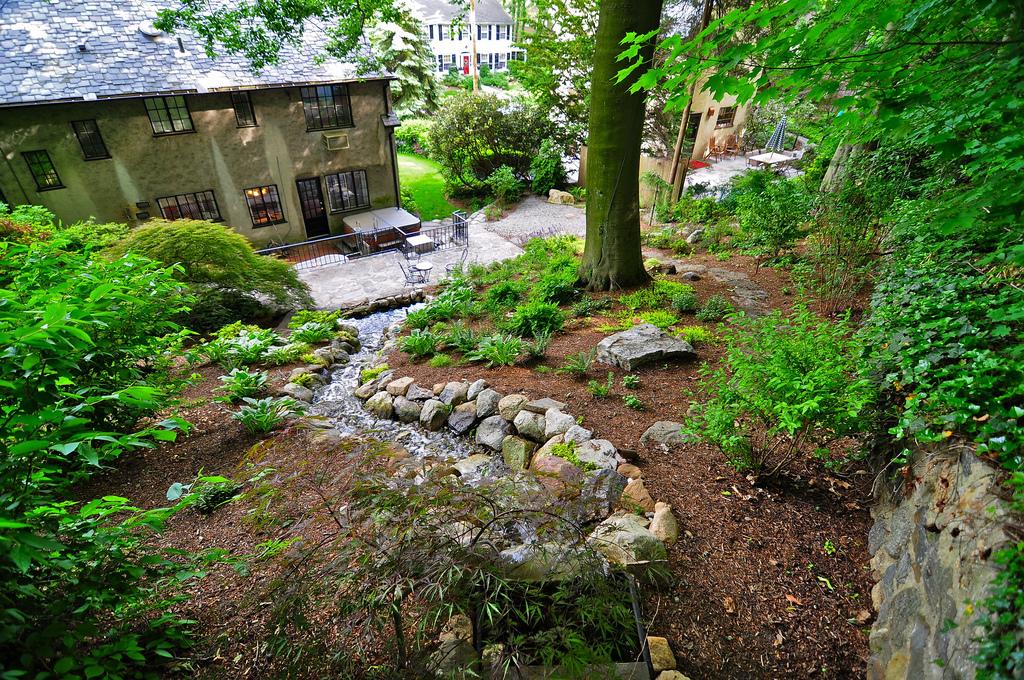 East Meets West Zen Garden, Lower Westchester