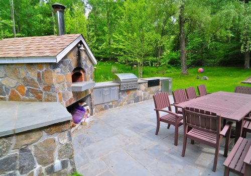European Outdoor Kitchen Experience, Bedford, NY