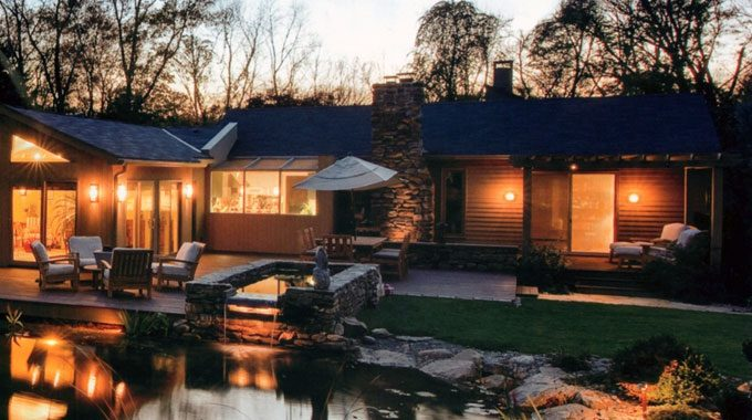 Natural Oasis In New Canaan, CT